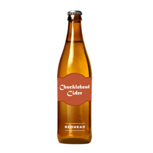 Chucklehead Redhead Bottle