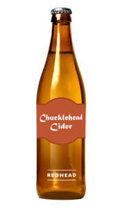 Chucklehead Redhead Bottle Thumb