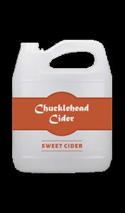 Chuclehead Cider Plastic Bottle Thumb