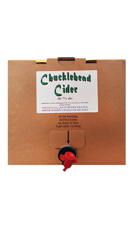 Chucklehead Cider Box Medium