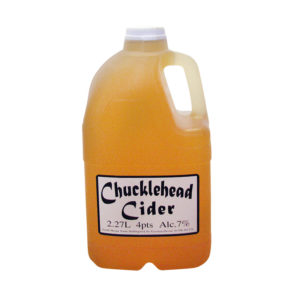 Chucklehead Medium Cider