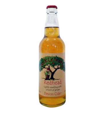 Chucklehead Redhead Cider
