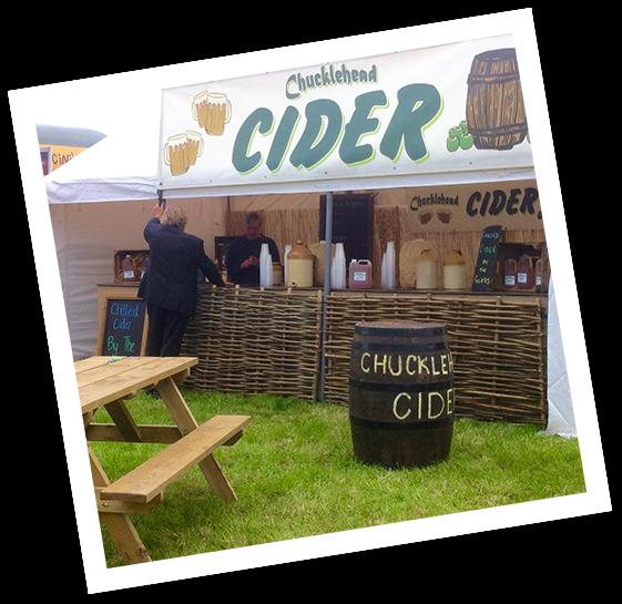 Chucklehead cider festival